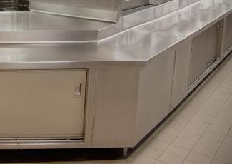 Stainless Steel Cabinets - Alafaya, FL